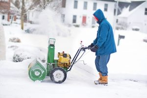 Snow blowers have made snow and ice removal a lot easier but you have to use it the right way!